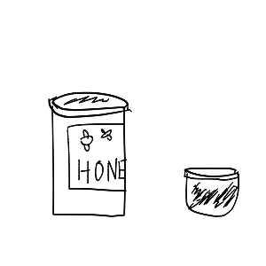 Honey, Sweeteners & Salt